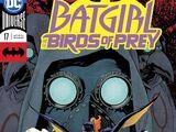 Batgirl and the Birds of Prey Vol 1 17