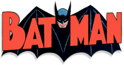 Batman Vol 1 Logo Golden Age