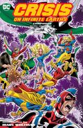 Crisis on Infinite Earths Companion Deluxe Edition Vol. 1 Collected