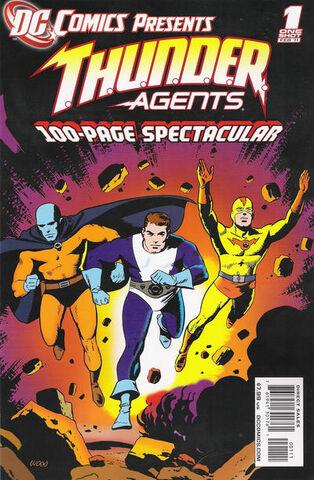 File:DC Comics Presents T.H.U.N.D.E.R. Agents Vol 1 1.jpg