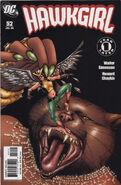 Hawkgirl Vol 1 52
