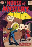 House of Mystery v.1 136