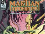 Martian Manhunter Vol 1 2