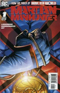 Martian Manhunter v.3 1