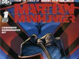 Martian Manhunter Vol 3 1