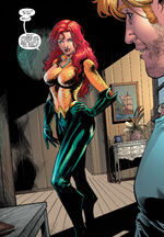Mera as Aquawoman