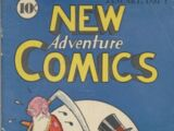 New Adventure Comics Vol 1