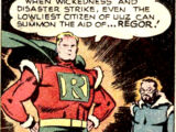 Regor (Earth-Two)