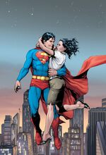 First meeting with Superman, revised