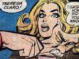 Theresa Claro (Earth-One)