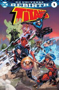 Titans Vol 3 1