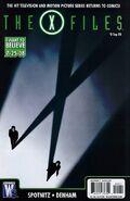 X-Files Vol 1 0A