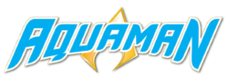 Aquaman (2016) logo