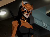 Artemis as Tigress