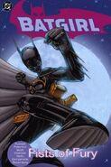 Batgirl Fists of Fury 001