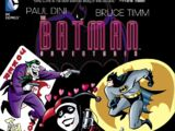 Batman Adventures: Mad Love Deluxe Edition (Collected)