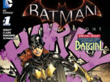 Batman: Arkham Knight - Batgirl/Harley Quinn Vol 1 1