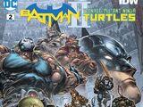 Batman/Teenage Mutant Ninja Turtles II Vol 1 2