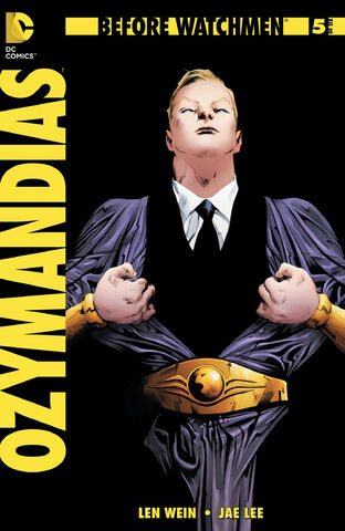 File:Before Watchmen Ozymandias Vol 1 5 Textless.jpg