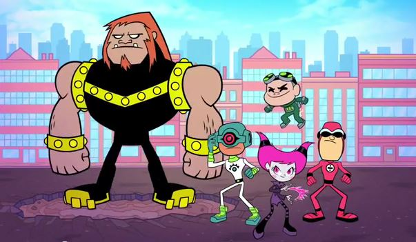 The Hive Teen Titans
