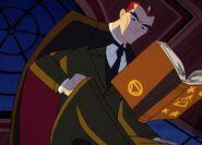 Jason Blood Justice League Action 0001