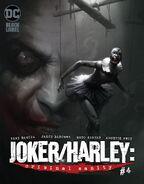 Joker Harley Criminal Sanity Vol 1 4