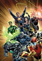 The Crime Syndicate of Earth 3