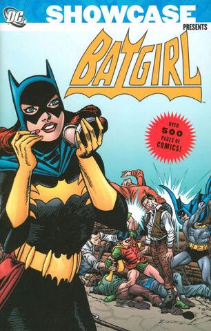 File:Showcase Presents - Batgirl, Volume 1.jpg