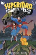 Superman Smashes the Klan Vol 1 1