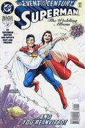 Superman The Wedding Album Vol 1 1