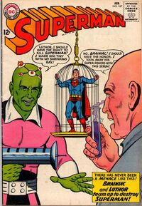 The Luthor-Brainiac Team