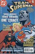 Team Superman Secret Files and Origins 1