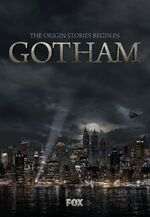The Origin Stories Begin in Gotham Poster