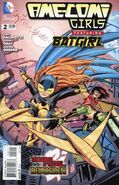 Ame-Comi Girls Featuring Batgirl Vol 1 2