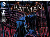 Batman: Arkham Knight Annual Vol 1 1