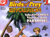 Birds of Prey: Revolution Vol 1 1