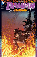 Damian Son of Batman Vol 1 4
