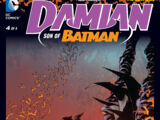 Damian: Son of Batman Vol 1 4