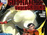 Gotham Underground Vol 1 5