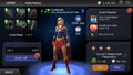 Kara Zor-El DC Legends 001