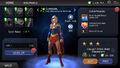 Kara Zor-El DC Legends 001