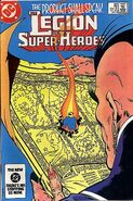 Legion of Super-Heroes Vol 2 307