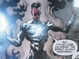Thaal Sinestro (Dark Multiverse: Blackest Night)