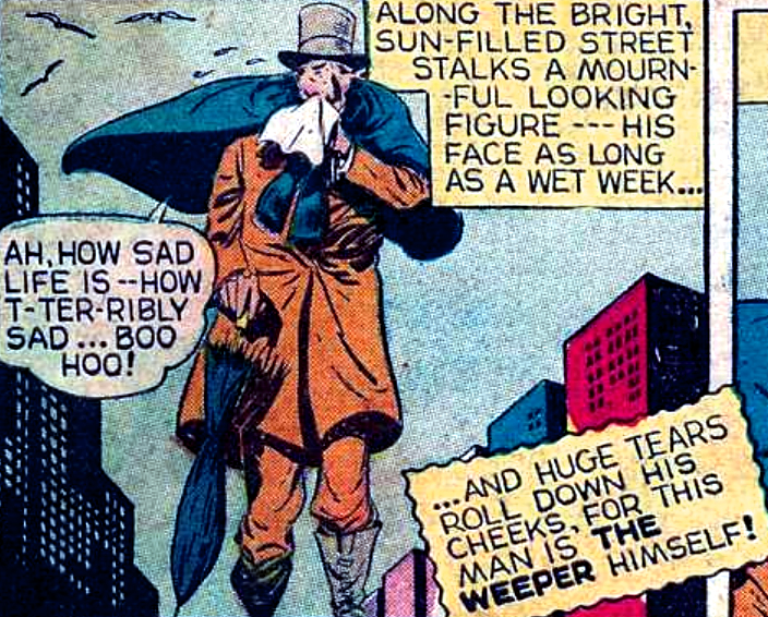 Weeper | DC Database |...