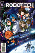 Robotech Love and War Vol 1 6