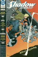 Shadow Strikes Annual Vol 1 1