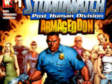 Stormwatch: Post Human Division: Armageddon Vol 1 1