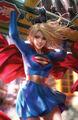 Supergirl Vol 7 33 Textless Variant