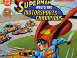 Superman Meets the Motorsports Champions Vol 1 1