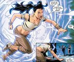 Traci Thirteen (Prime Earth) 001